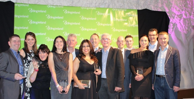 Photo Attached L-R Ray Fedigan, Rosena Lynch, Caroline Kerley, Katie Dunleavy, Pat O'Shaughnessy, Veronica Leiva, Sé Weston, Philip Kerley, Gary Winterleich, Josh Curtis, Eve McCrystal, Karl Dolan, Alan Gray